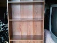 Tall Bookcase for sale $20.00  Location: willoughby