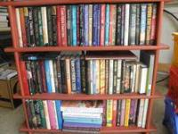 Lots of books,to many to list theres about 80 or