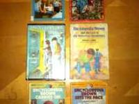 Classic Encyclopedia Brown books from the late 80's &