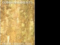 *10 BLACK GOD COMMANDMENTS- Refresh your Consciousness