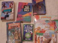 Bible Books and Chapter hardcover books. See Pics Also