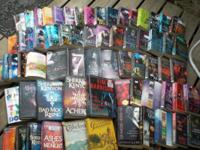 Description A total of 67 books! Stephen King,