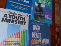 I'm selling off 4 youth books. All hardbacks and in