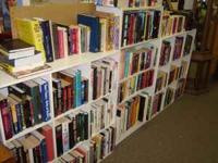 great selection of books - great authors, only .50