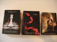 Books-Stephenie Meyer - $20 (Books). Stephenie Meyer