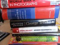 I have a few books for sale, there is also some that
