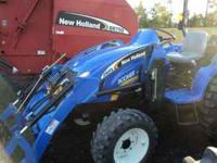 $18,995 with 192 hours - excellent compact tractor with