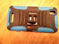 cell phone case for the Boost Max phone with kick
