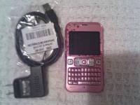 This a Sanyo Juno model boost mobile phone.  includes