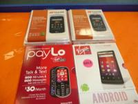 Boost Mobile/Virgin Mobile android phone on sale!!!!