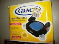 I have 2 Graco booster seats in like new condition