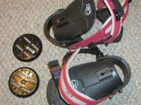 Boot bindings for snowboard Call Megan  Location: 15909