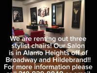 Forty13 Salon is looking for 3 booth renters to