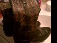 Asking $50 fits up to size 12. Used but good boots