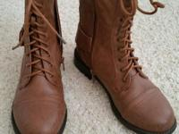 Beautiful mid-calf height boots for sale in Victorville