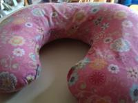 Boppy Pillow with Cover - $15