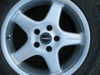 "Borbet 16"" wheels with Michelin Radial XSE, MX V4"