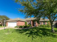 Fantastic four bedroom home with lovely curb appeal