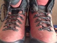 Boreal Trek Boots size 9 - $120 obo. Like new, never