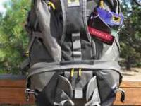 Mountainsmith Borealis AT Daypack Camera specific