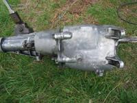 I have a super nice Borg Warner Super T10 transmission.