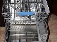 Bosch Stainless Steel Dishwasher $450 or best offer 24
