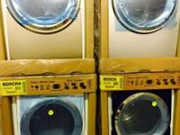 BOSCH BRAND NAME DRYERS BRAND NAME NEW IN THE BOX
