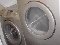 Maytag Neptune (Front Loader) Washer & Clothes