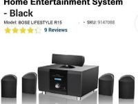 Bose Lifestyle GB55 $2200 Rare hard to find Bose Life