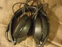 Folding Bose sound true (on ear) headphones bought