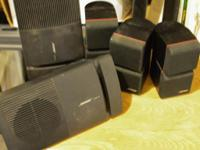 Large Acoustimass 7 BOSE home theatre speaker system