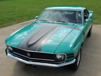 Call  or email sales@mcgohio.com 1970 Ford Mustang Boss