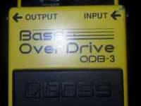 Boss ODB-3 Bass Overdrive Compact Effects Pedal The