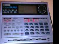 I am selling my Boss DR880 drum machine. It is in