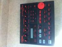 Boss dr groove dr-202 drum machine. Works great, great