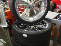 This is for a set of (4) Boss Motorsports Rims with