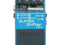 The BOSS PS-5 Super Shifter is a next-generation