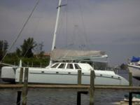 Description A 60 foot world cruiser, live aboard and