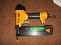 BOSTITCH SB1850 Brad Nailer NEW 18ga . Features and