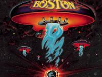 Boston's very first album.  Mint condition disc,