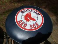 "Red Sox 30"" bar stool in great shape.. Also have"