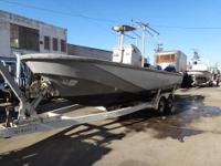 BOSTON WHALER; YEAR: 1989, 22 FT DIVE UTILITY BOAT 22