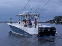 Just listed!! 2012 Boston Whaler 370 Rampage. Only 370