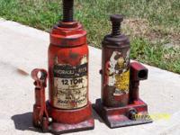 Bottle Jack, Hydraulic Axle Jacks, Hein Werner 2