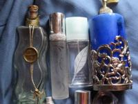 COLLECTORS COLONE BOTTLES ... HERE ARE 9 $$ EXPENSIVE