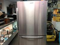 Manufacturer	Maytag Product Name	Bottom Freezer