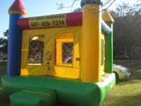 Bounce House $60a day Bounce House & Slide $120 a day