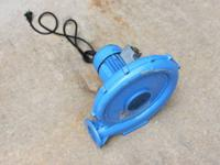This listing is for an electric air blower motor for