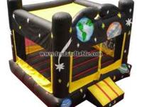 We have a great selection of bounce houses,combo units,