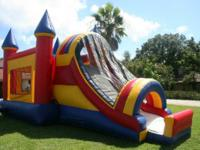 WE RENT BOUNCE HOUSES,TABLES AND CHAIRS WE ALSO PINATAS